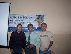 Seminario Peugeot