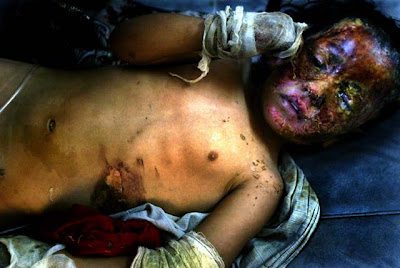 American victim in Iraq
