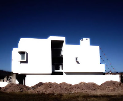 Minimalist House Vigia V.1 by Estudio USB