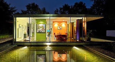 Luxury homes, Luxury house,Luxury Villa Design in The Netherlands Connects You with Nature