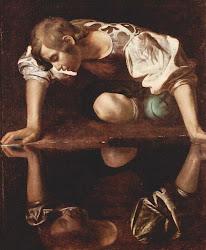 """""""É que Narciso acha feio o que não é espelho"""" Caetano Veloso"""