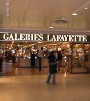 Galeries Lafayette Dubaï Mall