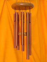 Carillon en cuivre