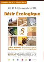 Bâtir Écologique 2008