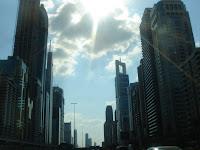 immeubles Dubai