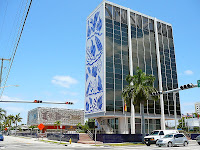 Bacardi building Miami