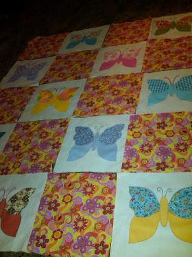Kiara's quilt