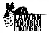 Lawan Pencurian Foto dan Konten Blog