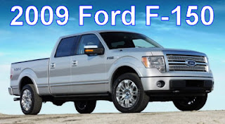 2009 new F 150 Ford truck