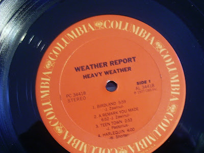 Weather Report COLUMBIA RECORDS PC 34418