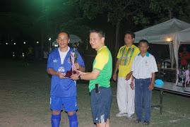 """ประมวลภาพการแข่งขันฟุตบอล 7 คน """"ภูมิใจไทยคัพ """" ครั้งที่ 1"""
