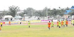 การแข่งขันฟุตบอล ลีกภูมิภาค   ดิวิชั่น 2  ชัยภูมิ 1 - 0 สุรินทร์