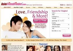 Asia Friend Finder Review