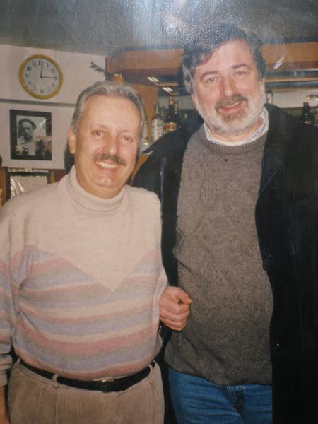 """Il """"Mago del Cacciucco"""" con Francesco Guccini"""