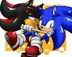 Shadow y sonic