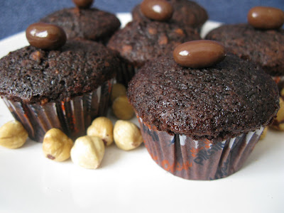 brownie muffin