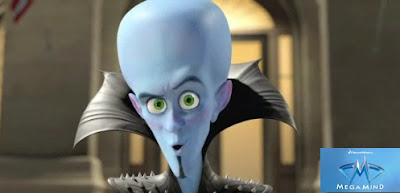 Megamind Movie by Dreamworks