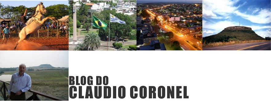 Blog do Claudio Coronel