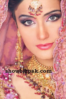 Indian Makeup on Indian Bridals   Wedding Planning And Ideas  Indian Bridal Makeup