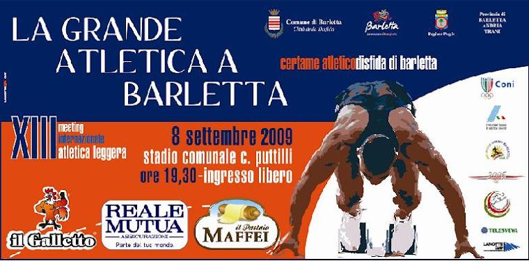 """Certame Atletico   """"Disfida di Barletta"""""""