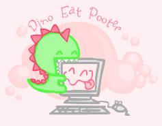 Dino Eat Pooter