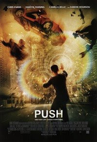 Push Movie Official Poster