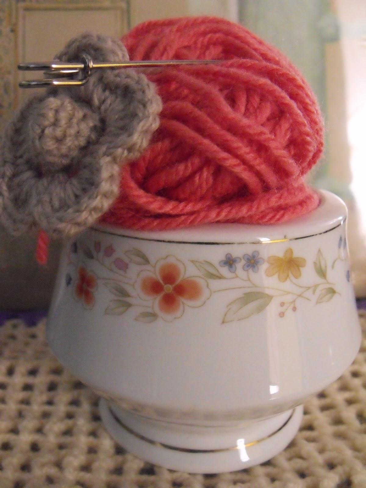 Alice y su pasion Country: Hermosas flores tejidas a crochet
