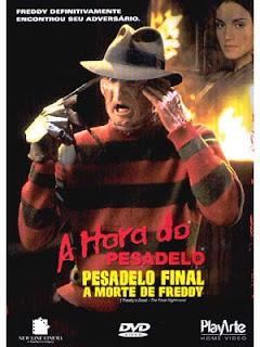 A Hora do Pesadelo 6 Pesadelo Final: A Morte de Freddy Torrent Bluray 1080p (1991)