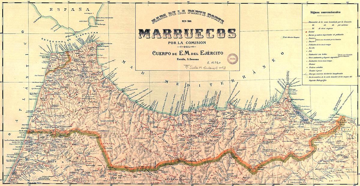 MAPAS Y PLANOS Garca Barba Islas Territorio