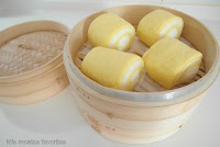 Recetas para cocinar en vaporera de bambú