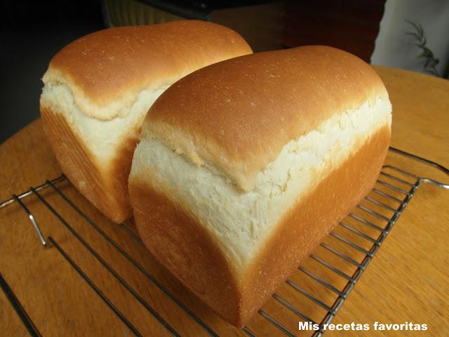 Receta de pan molde