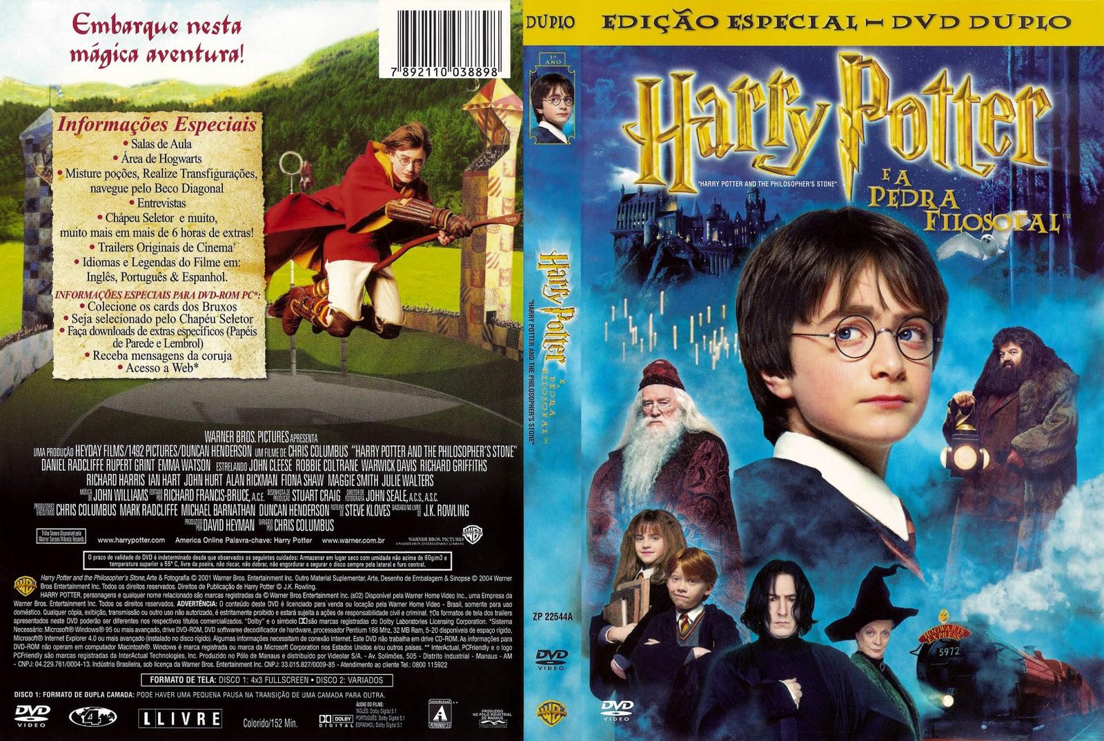 Harry Potter É A Pedra Filosofal throughout capas grÁtis: harry potter e a pedra filosofal