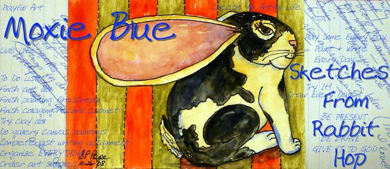 Moxie Blue
