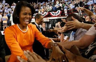 michelle obama popular