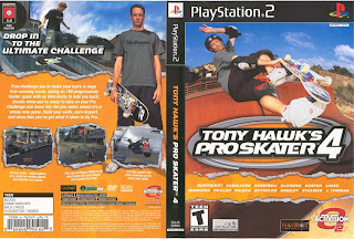 Download - Tony Hawk's Pro Skater 4 | PS2