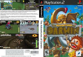 Torrent Super Compactado Adventures of Darwin, The PS2