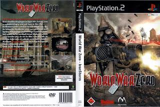 World War Zero Tamanho: 851MB Region: PAL Genero: Ação, Tiro Console: PS2
