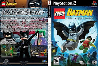 Download - LEGO Batman: The VideoGame | PS2