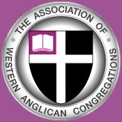 Association of Western Anglican Congregations seal