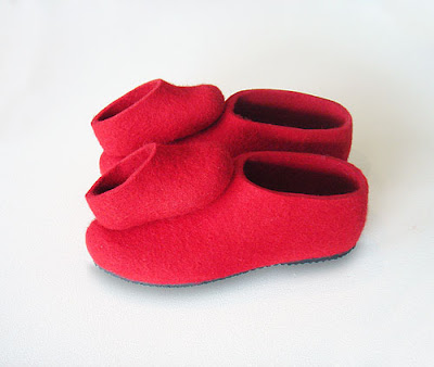 Finnish dancing shoes