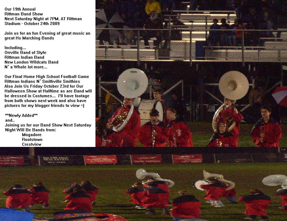 Rittman Band Show `09