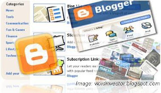 blogger plugins