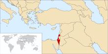 Kedudukan Israel