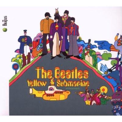 Yellow Submarine Album. The Beatles - Yellow Submarine