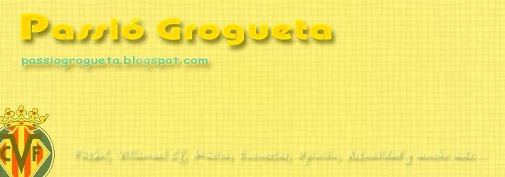 Passió Grogueta