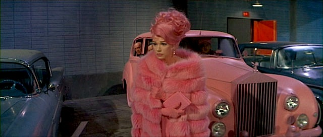 SHIRLEY MacLAINE in WHAT A WAY TO GO