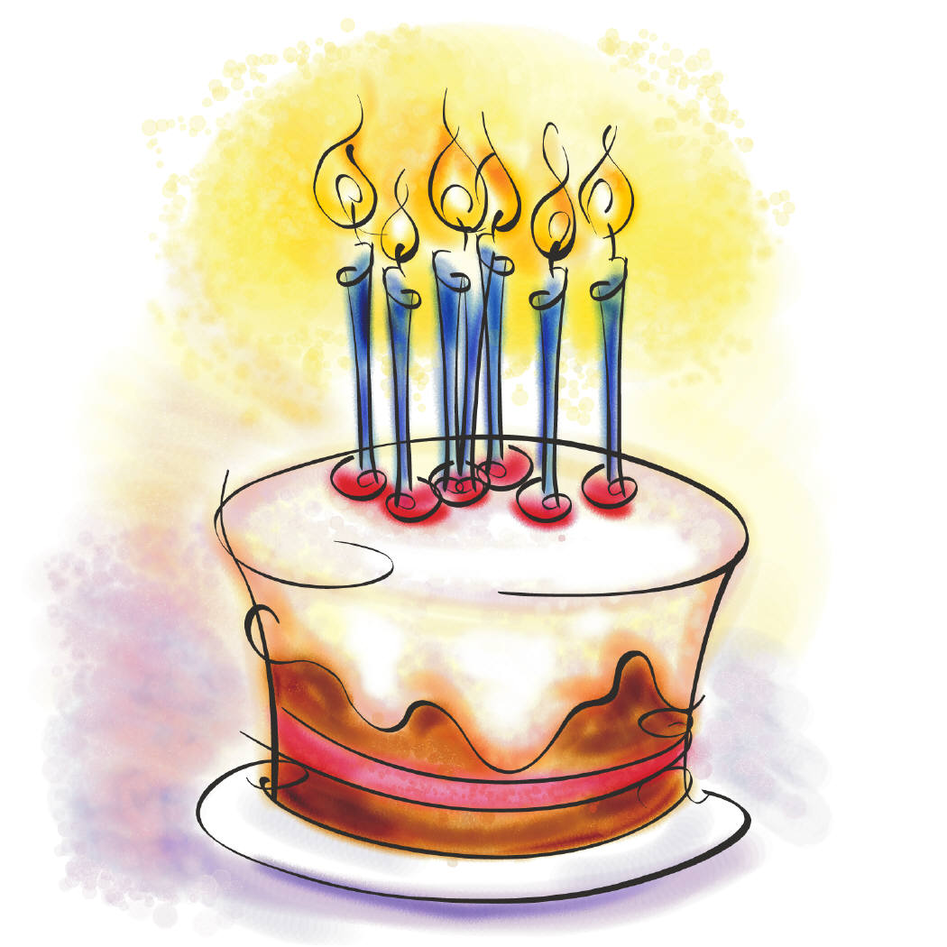 List of Synonyms and Antonyms of the Word october birthday cake cartoon