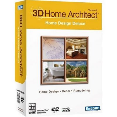 Home Remodeling Software on Home Design Architecture Software On 3d Home Architect Design Deluxe 8