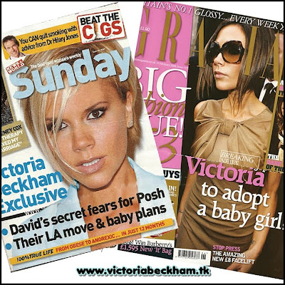 victoria beckham embarazada. by POSH - Victoria Beckham 21