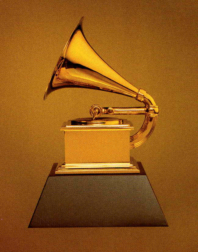 The Grammy Award, which in this era of MP3's and iPods, seems a sad relic from the past